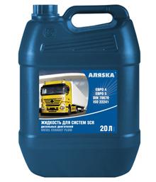 жидкость для систем scr volvo adblue (20л)